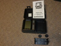 Eagle Strata 128 Portable Battery Powered FISH FINDER