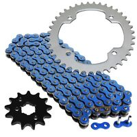Blue Drive Chain And Sprockets Kit for Yamaha Blaster 200 YFS200 1988-2006