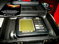 EAGLE USA SUPRA I.D. PORTABLE FISH FINDER DEPTH SONAR HEAD UNIT