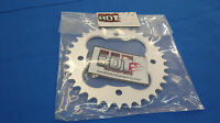 HONDA ATV ALUMINUM 34T REAR SPROCKET NEW 520 CHAIN CUSTOM 34 TOOTH TRX ATC 250R