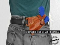 SOB Small Of the Back Leather Holster Fits GLOCK 19