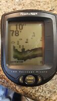 Fishfinder HUMMINBIRD PIRANHA MAX15 Fish Finder with transducer
