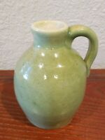 Pisgah Forest Pottery Small Jug Vase 30s 40s 5