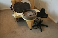 Pottery Wheel by Creative Industries Model MP - Houston, TX pickup only