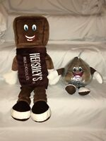 Hershey's Bar Plush Hershey Chocolate World Exclusive 25