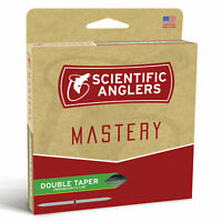 Scientific Anglers Mastery Double Taper Floating Dry-Fly Line - All Sizes
