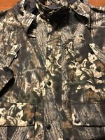 Mossy Oak Apparel Whistling Wings Parka Mens Size XL