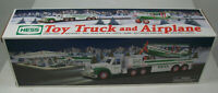 Hess Toy Truck & Airplane NIB 2002