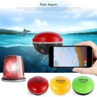 XF-06 Portable Wireless Bluetooth Smart Sonar Fish Finder for iOS and Android US