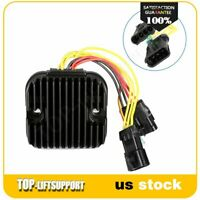 Voltage Regulator Rectifier Plug-and-play Fit for Polaris RZR 800 EFI 2008 2009
