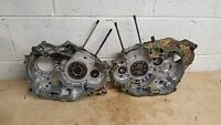 1997 HONDA FOURTRAX 300 4X4 ENGINE CRANK CASES  #2