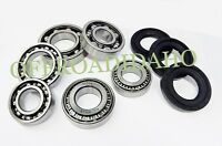 REAR DIFFERENTIAL BEARING & SEAL KIT YAMAHA GRIZZLY 550 2009-2014, 700 2007-2018