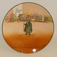Royal Doulton seriesware charger Dickensware Tony Weller D6327