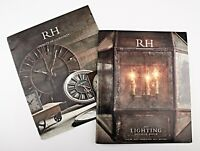 *RH Restoration Hardware Source Book 2014 Magazines Catalogs Lot of 2