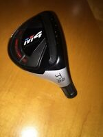 TAYLORMADE M4 RESCUE 22* 4 HYBRID *** HEAD ONLY ***