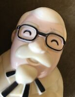 Unusual Colnel Sanders Bank Advertising Figure Bank Kentucky Fried Chicken