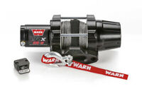 """WARN VRX 25-S ATV Winch w/ 50' x 3/16"""" Synthetic Rope"""
