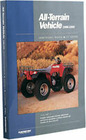 Clymer Pro Series All-Terrain Vehicle ATV Manual  ATV2-1