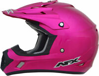 AFX FX17Y Kids Motocross/Offroad/ATV Helmet (Fuchsia) YS (Youth Small)