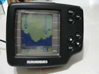 Humminbird Wide One Hundred Depth Fish Finder Head Unit Only for fishing fish