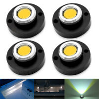 Cool White LED Rock Lights for Jeep Off-road ATV Boat Trailer Truck Under Wheel