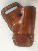 GALCO SOB218 SMALL OF BACK TAN LEATHER HOLSTER