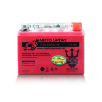 Replacement YTX4L-BS GEL Battery for Motorcycle Scooter ATV By Neptune