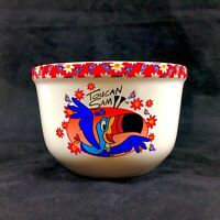 Toucan Sam Fruit Loops Kellogg 2004 Cereal Bowl Must See #31355 Houston Harvest