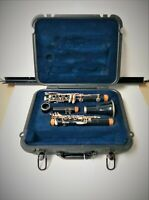 Vintage Selmer 1401 Student Model Clarinet With Hard Shell Case Ready To Play