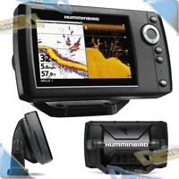 NEW Humminbird HELIX Fishfinder/Fish Finder DualBeam PLUS System with Transducer