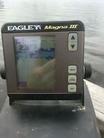 EAGLE ELECTRONICS Magna III Portable  Fish FINDER WITH TRANSDUCER