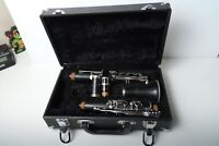 Buescher BU-2 BU2 Clarinet With Case D50