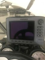 Lowrance HDS 8 Gen 1 Non Touch Head Unit ONLY Fishfinder GPS FREE SHIPPING!!!