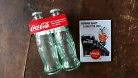 Coca Cola Salt And Pepper Shakers NWT Vintage Coca Cola Magnet
