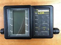 HUMMINGBIRD portable LCR4000- HEAD UNIT ONLY