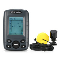 Colour Fish Finder, 240FT, Bait Boat, Sonar, Depth, carp, bait boat Y0Y1