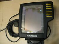 Humminbird TCR ID-10 Fishfinder with Power Cable, Transducer,  Base