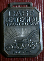 STERLING Case Centennial Tractor Plow 1837-1937