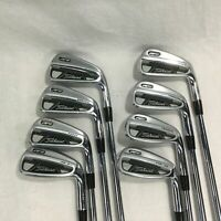 USED RIGHT HAND TITLEIST 710 AP2 IRONS 3-PW S FLEX