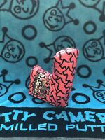 Scotty Cameron 2019 Valentines Day Pink Wave Scotty Dog Putter Headcover