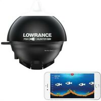 Lowrance FishHunter PRO - Portable Fish Finder Connects via WiFi to iOS and Andr