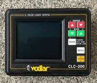 Vexilar CLC-200 Boundry Waters color LCD Sonar!