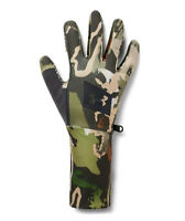 Under Armour UA Outdoor Scent Control Hunt Liner Ridge Reaper Forest Camo Gloves