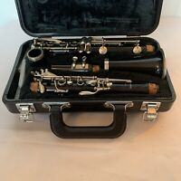 YAMAHA YCL 20 Student Model CLARINET With Hard Shell Case Ready To Play NICE!