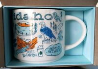 NEW Idaho Starbucks Been There Series Coffee Mug 14oz Cup - Fast Free Shipping