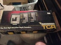 Vintage Hummingbird TCR High Depth Fish Finder NOS Deep Sea Fishing