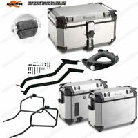 Set Frames Bauletto KVE58A & Suitcases KVE37A Honda Africa Twin 750 (93  95)