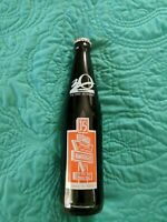 VINTAGE HARDEES 30th ANNIVERSARY 1991 FULL COCA-COLA BOTTLE SEALED WITH CAP