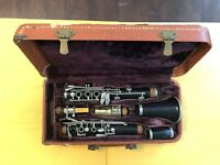 Vintage Selmer Signet Special Clarinet Made by Elkhart Indiana