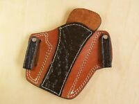 Pancake Holster for 1911 amp; Full Size Semi Autos Dual IWB OWB Carry Leather